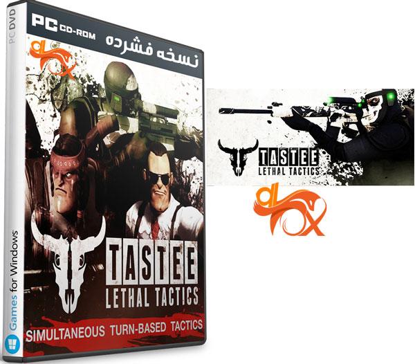 دانلود نسخه فشرده بازی TASTEE: Lethal Tactics برای PC