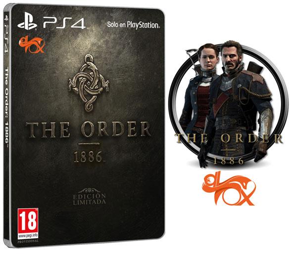 دانلود بازی The Order 1886 برای PS4