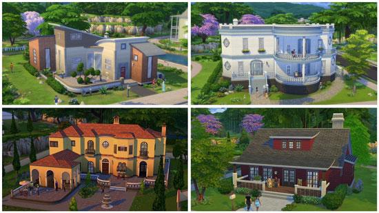 دانلود نسخه فشرده بازی The Sims 2 Ultimate Collection برای PC
