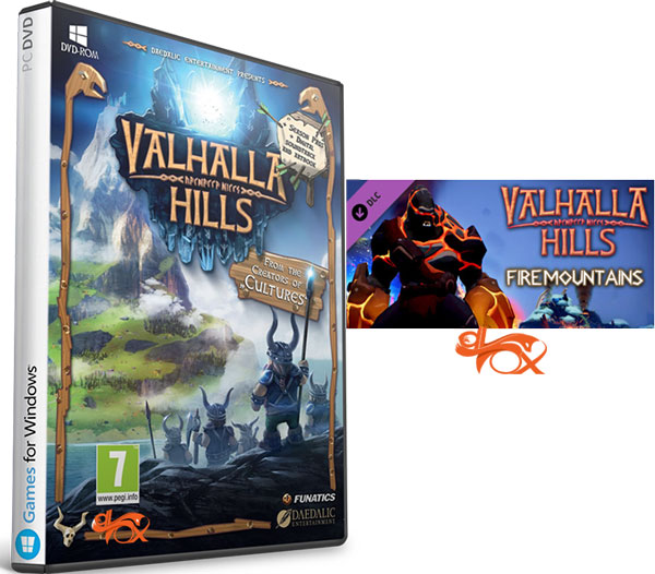دانلود بازی Valhalla Hills: Fire Mountains برای PC