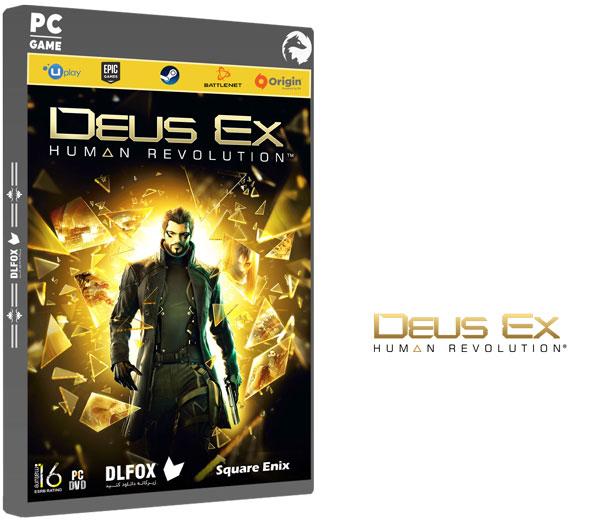 دانلود نسخه فشرده بازی Deus Ex: Human Revolution برای PC