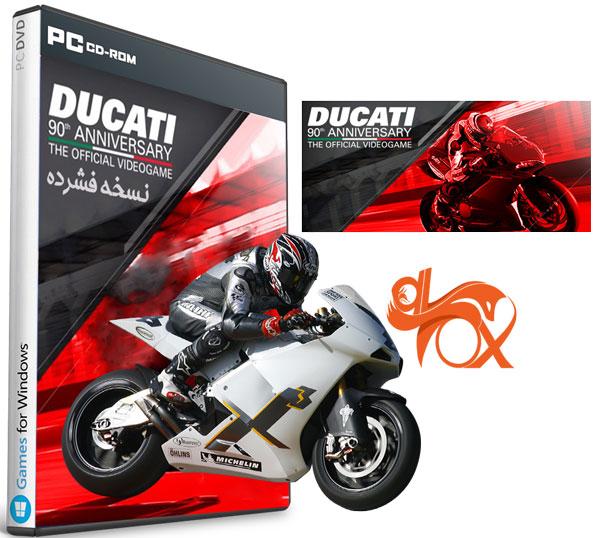 دانلود نسخه فشرده بازی Ducati: 90th Anniversary برای PC