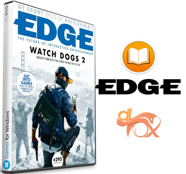 دانلود مجله  Edge – August 2016
