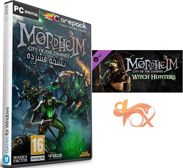 دانلود نسخه فشرده بازی Mordheim City of the Damned Witch Hunter برای PC
