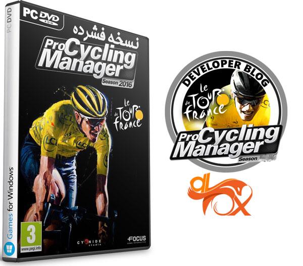 دانلود نسخه فشرده بازی Pro Cycling Manager 2016 برای PC