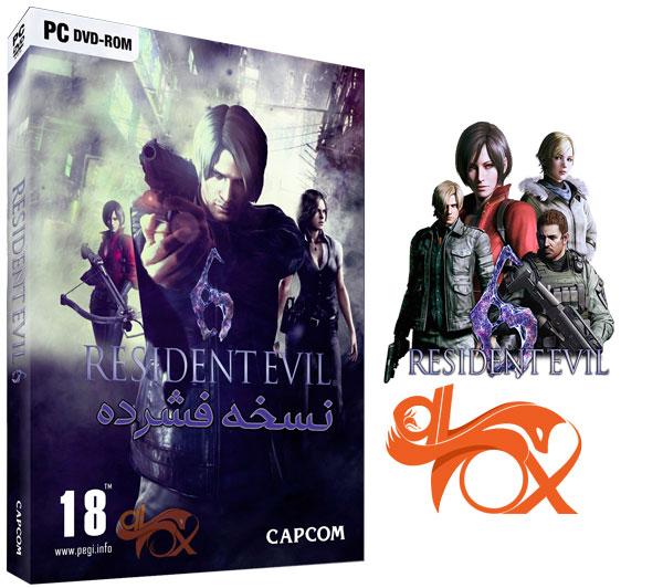 دانلود نسخه فشرده بازی Resident Evil® ۶ برای PC