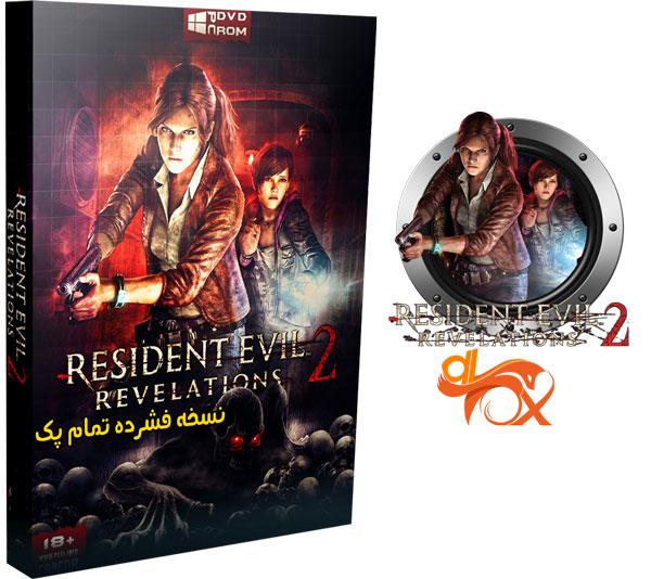 دانلود نسخه فشرده بازی Resident Evil Revelations 2 Complete Edition برای PC