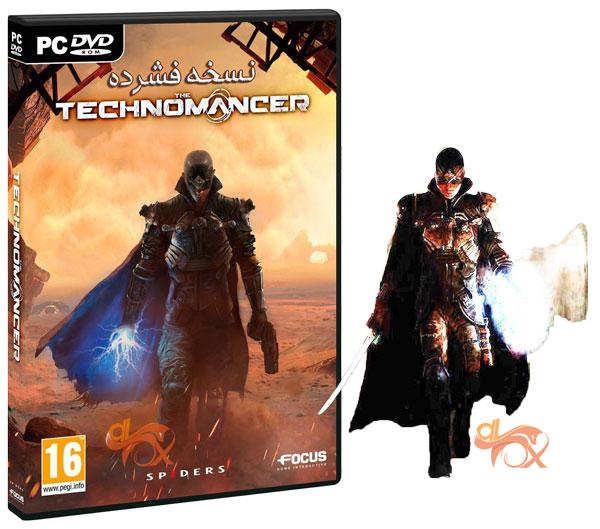 دانلود نسخه فشرده بازی THE TECHNOMANCER برای PC