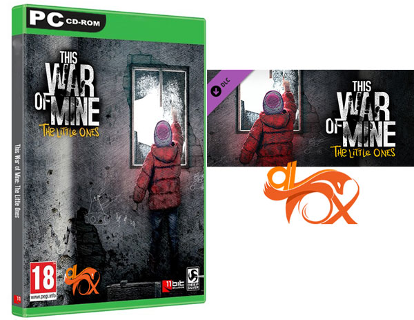 دانلود بازی THIS WAR OF MINE THE LITTLE ONES برای PC