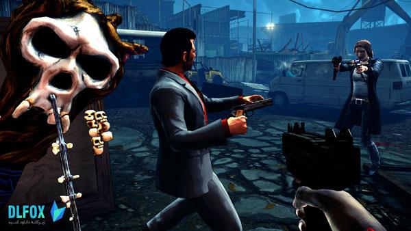 دانلود نسخه فشرده بازی The Darkness II Limited Edition برای PC