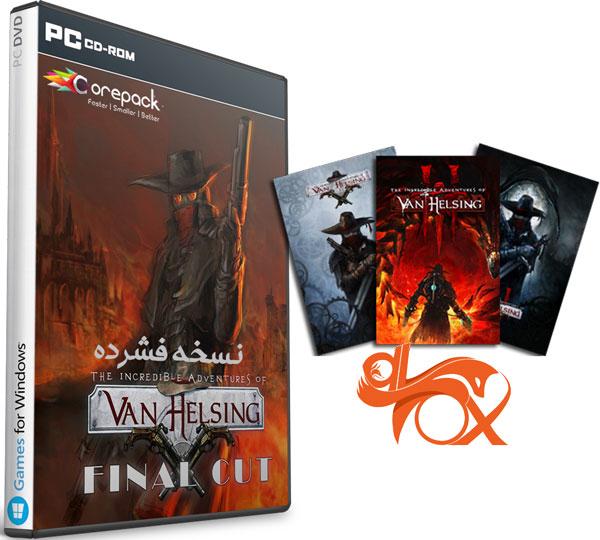 دانلود نسخه فشرده بازی The Incredible Adventures of Van Helsing Final Cut برای PC