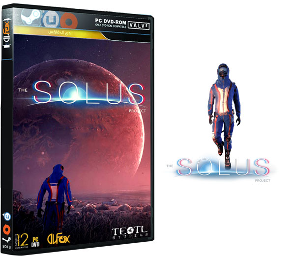 دانلود نسخه فشرده بازی The Solus Project برای PC