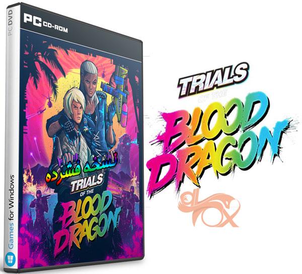 دانلود نسخه فشرده بازی Trials of the Blood Dragon برای PC