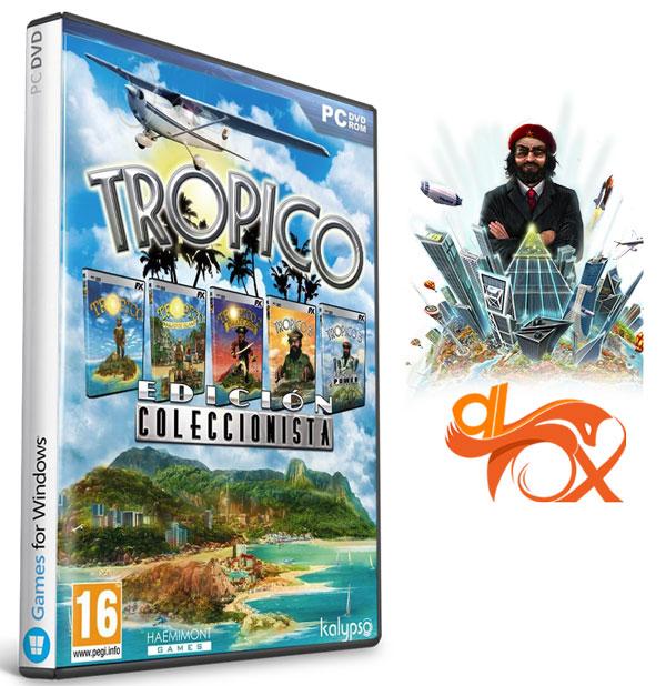 دانلود نسخه فشرده بازی Tropico: Anthology برای PC