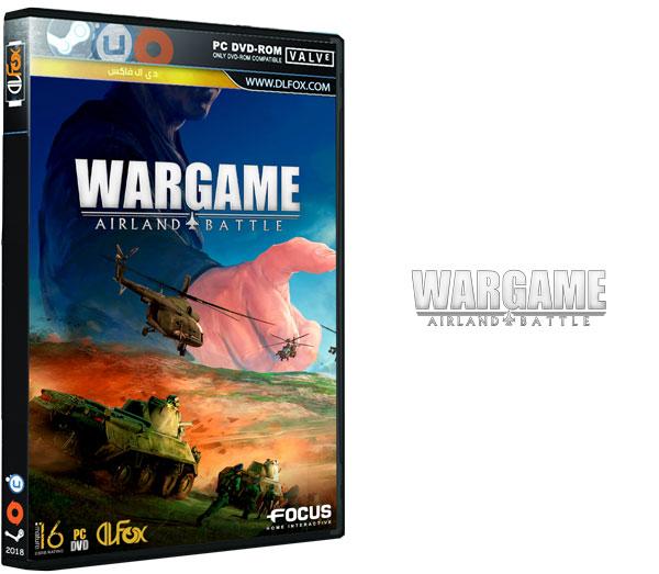 دانلود نسخه فشرده بازی Wargame: AirLand Battle 2013 برای PC