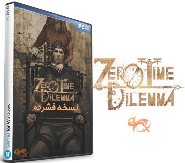دانلود نسخه فشرده بازی Zero Escape: Zero Time Dilemma برای PC