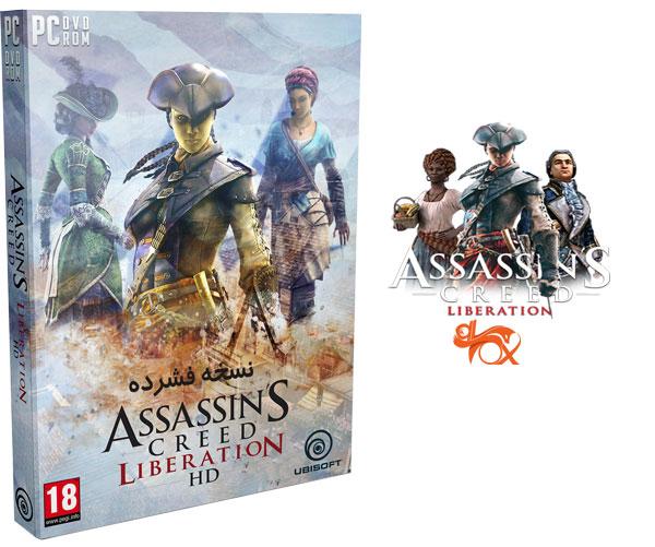 دانلود نسخه فشرده بازی  Assassins Creed Liberation HD برای PC