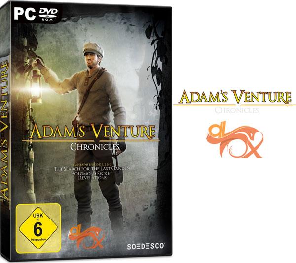 دانلود بازی Adam's Venture Chronicles برای PC