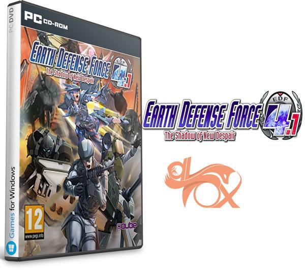 دانلود نسخه فشرده بازی Earth Defense Force 4.1 the Shadow of New Despair برای PC