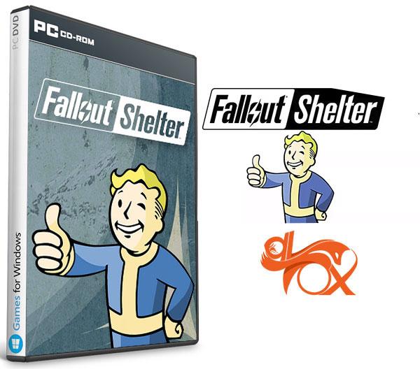 دانلود نسخه فشرده بازی FALLOUT SHELTER برای PC