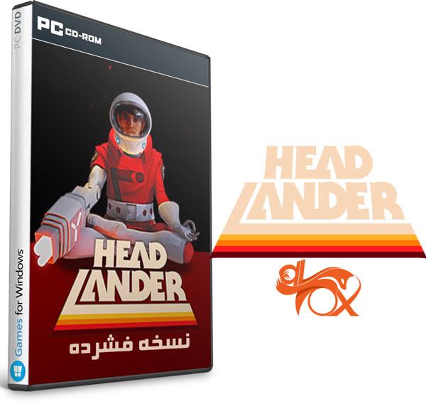 دانلود نسخه فشرده بازی Headlander برای PC