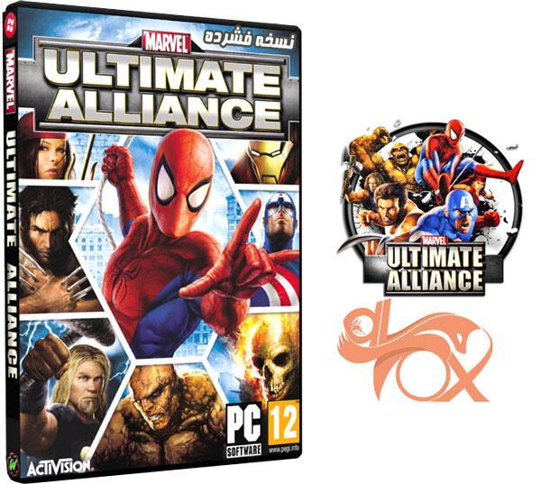 دانلود نسخه فشرده بازی Marvel: Ultimate Alliance Bundle برای PC