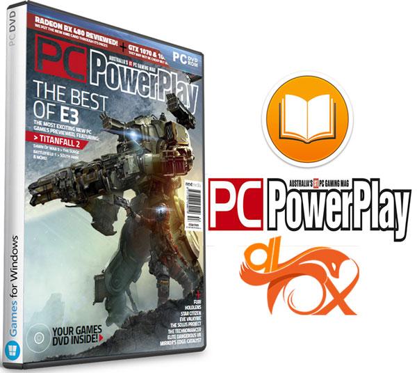 دانلود مجله PC Powerplay – July 2016