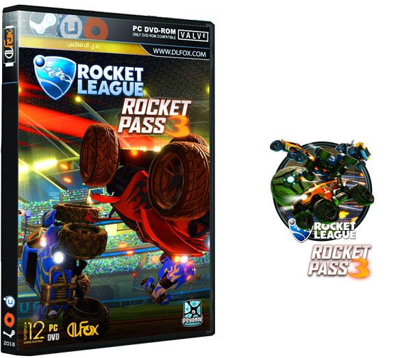 دانلود نسخه فشرده FitGirl بازی Rocket League برای PC