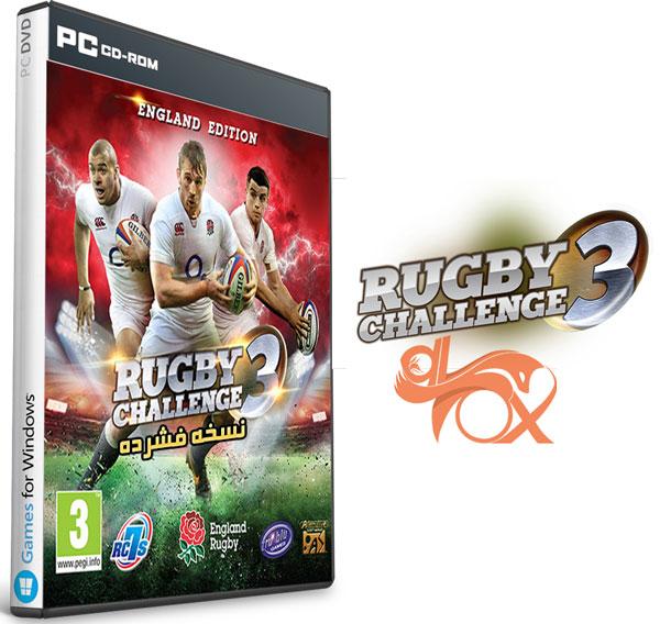 دانلود نسخه فشرده بازی Rugby Challenge 3 برای PC