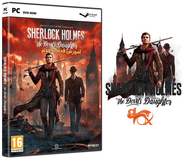 آموزش قدم به قدم بازی Sherlock Holmes: The Devil's Daughter