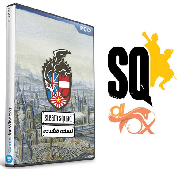 دانلود نسخه فشرده بازی Steam Squad برای PC