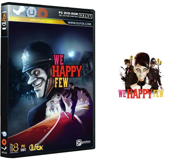 دانلود نسخه فشرده بازی We Happy Few برای PC