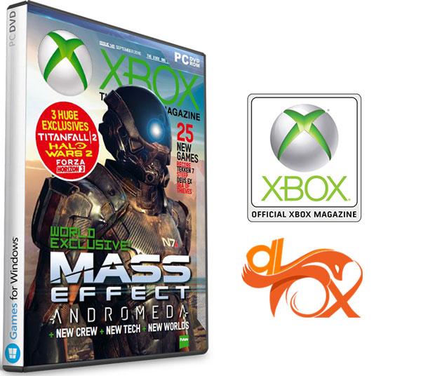 دانلود مجله Xbox: The Official Magazine UK – September 2016