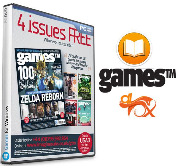 دانلود مجله gamesTM – Issue 176 2016