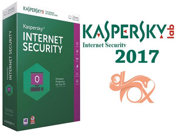 بسته امنیتی Kaspersky Internet Security 2017+سریال+کلید+تریال