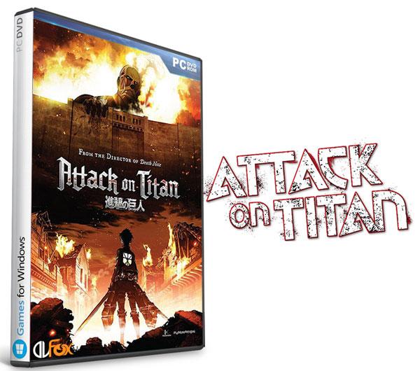 دانلود نسخه فشرده بازی ATTACK ON TITAN برای PC