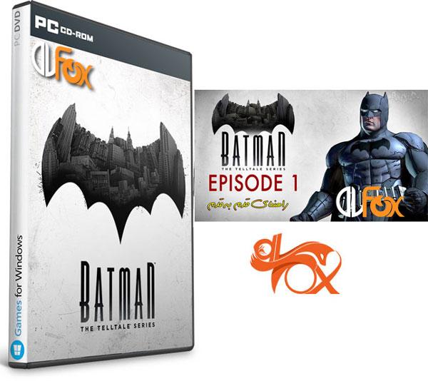آموزش قدم به قدم بازی BATMAN EPISODE 1 برای PC