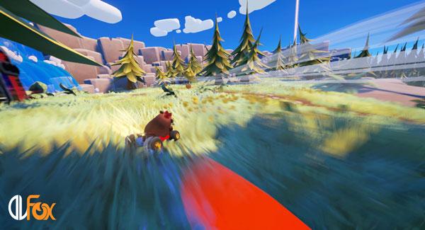 دانلود نسخه فشرده بازی BEARS CANT DRIFT برای PC
