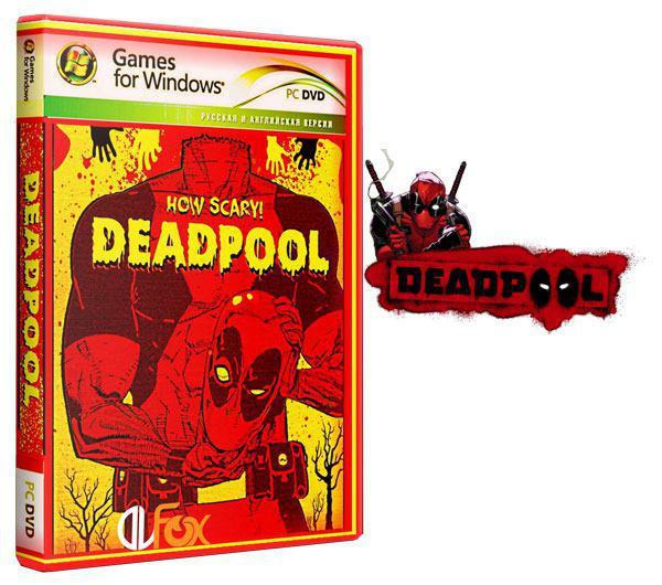 دانلود نسخه فشرده بازی Deadpool برای PC