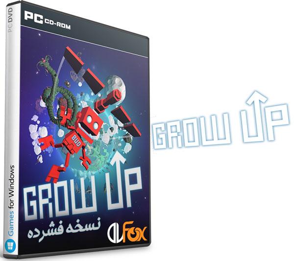 دانلود نسخه فشرده بازی GROW UP برای PC