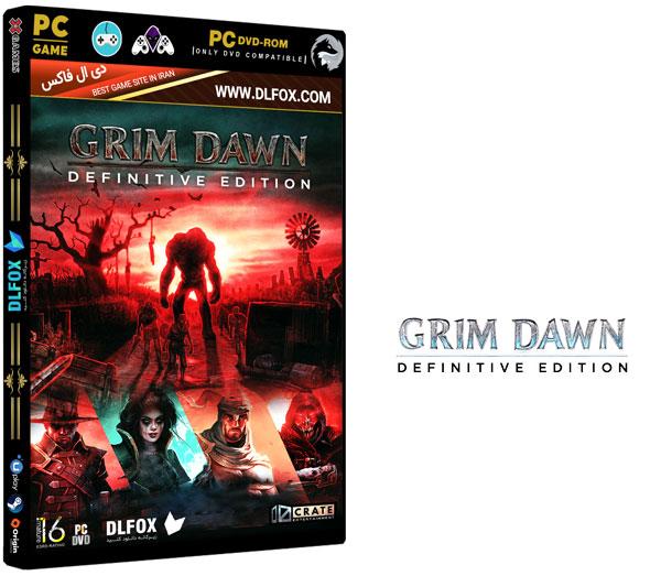دانلود نسخه فشرده بازی Grim Dawn: Definitive Edition برای PC