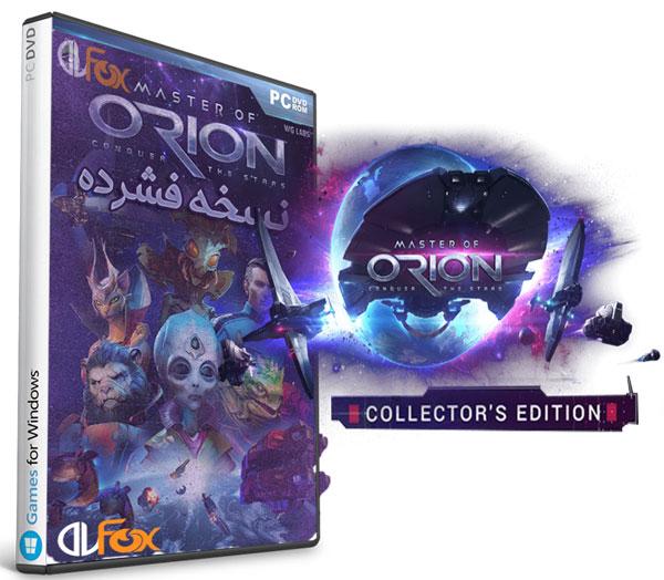 دانلود نسخه فشرده بازی Master of Orion برای PC