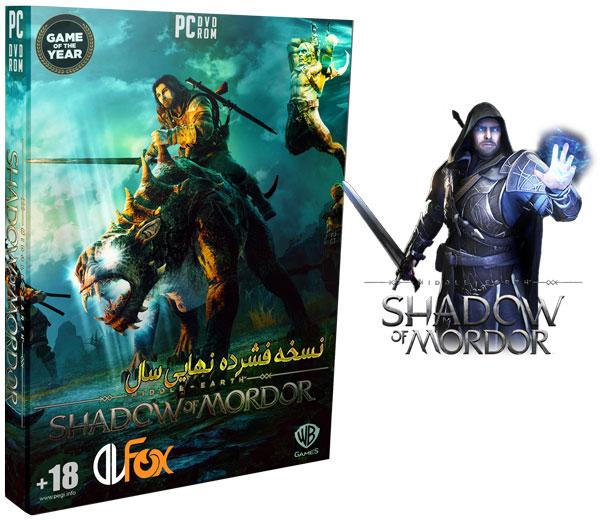 دانلود نسخه فشرده بازی Middle-earth:Shadow of Mordor GotYE برای PC