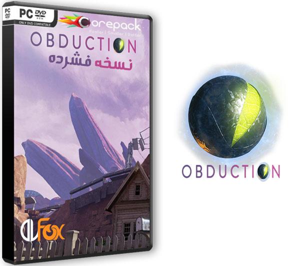 دانلود نسخه فشرده بازی Obduction برای PC