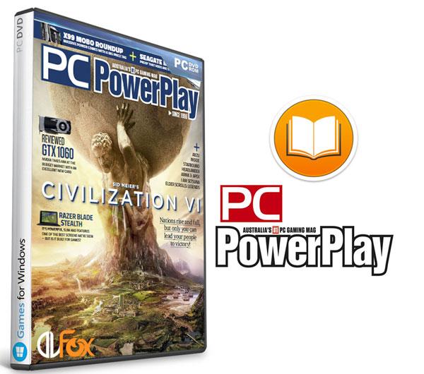 دانلود مجله PC Powerplay – August 2016