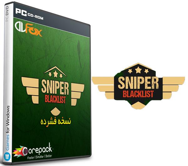 دانلود نسخه فشرده بازی SNIPER BLACKLIST برای PC
