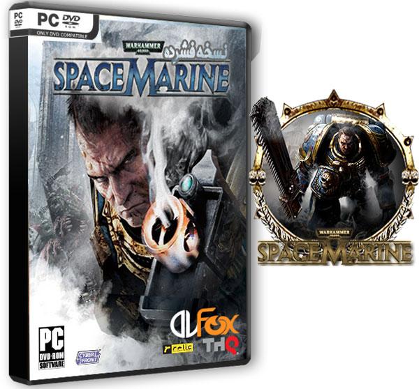 دانلود نسخه فشرده بازی Warhammer 40,000: Space Marine Collection برای PC