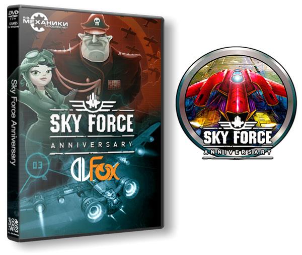 دانلود نسخه فشرده بازی Sky Force Anniversary برای PC