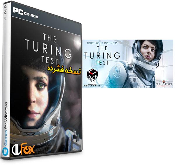 دانلود نسخه فشرده بازی THE TURING TEST: COLLECTOR'S EDITION برای PC