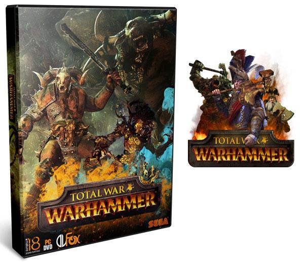 دانلود نسخه فشرده بازی Total War WARHAMMER برای PC
